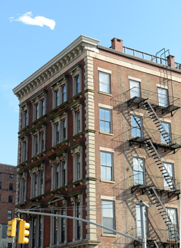 new york escaliers. Black Bedroom Furniture Sets. Home Design Ideas